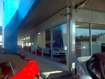 New Commercial Storefront at Sun Chevrolet